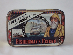 2118  Fisherman's Friend